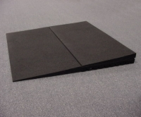 Rubber Threshold Riser 2.25, Box of 2