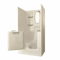 Sanctuary Shower Enclosure Walk-In Tub, Small