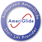 Authorized AmeriGlide Stair Lift Provider