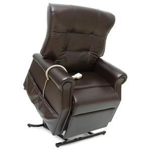 Leather Liftchair