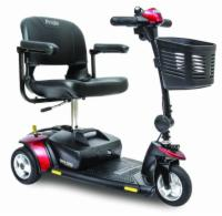 Pride Go-Go Elite Traveller - 3 Wheel