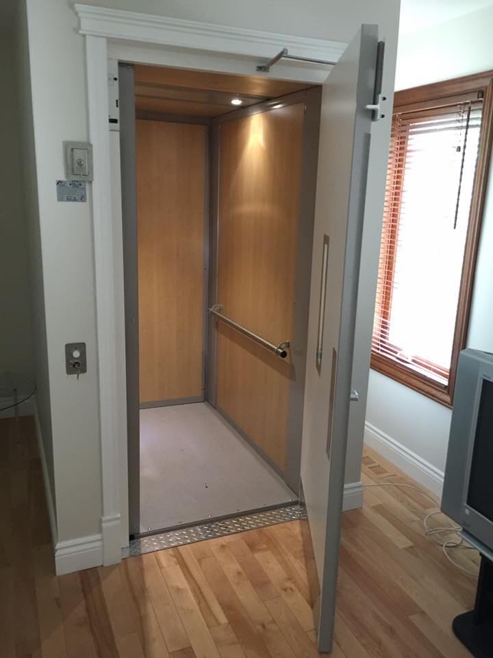 Traction Wheelchair Lift : Ameriglide hercules ii traction residential commercial